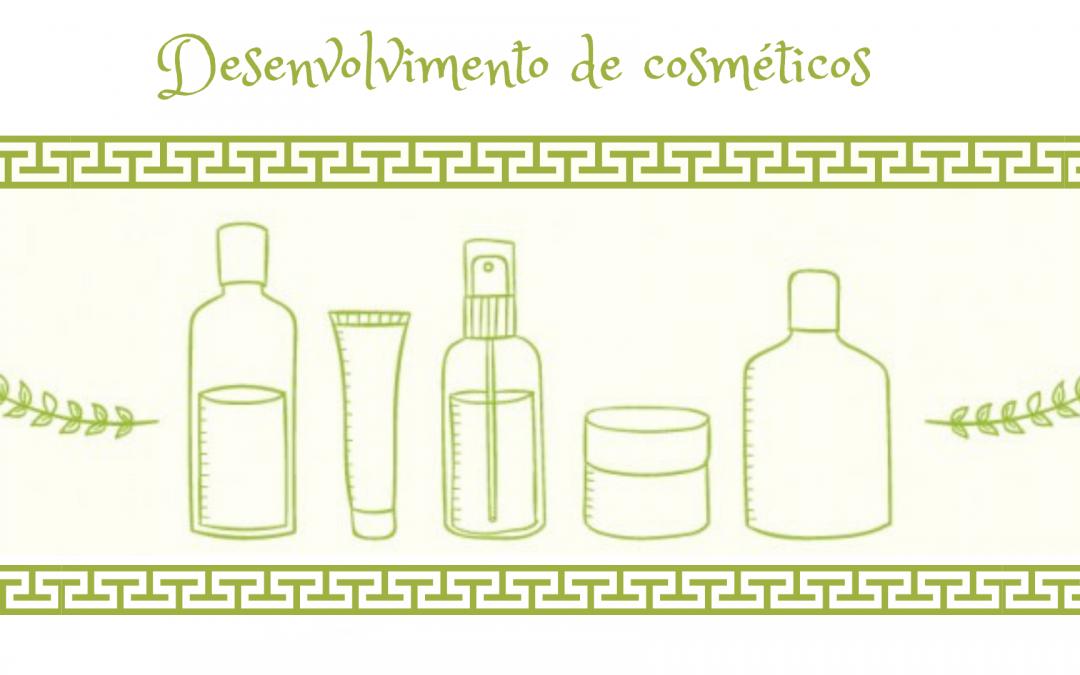 O que fazer para desenvolver um novo produto cosmético?