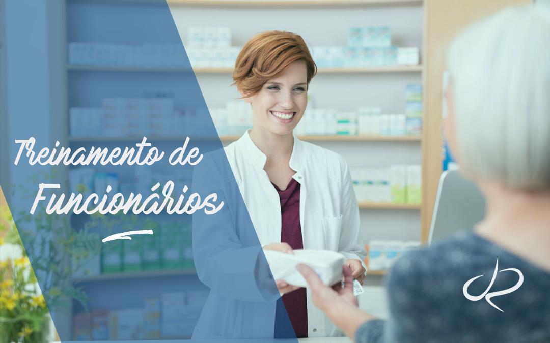 Treinamento de funcionários: o diferencial competitivo da sua farmácia