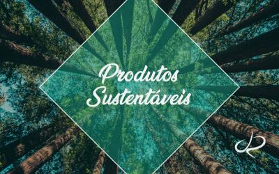 Produtos sustentáveis: cuidado com o corpo e com o meio ambiente