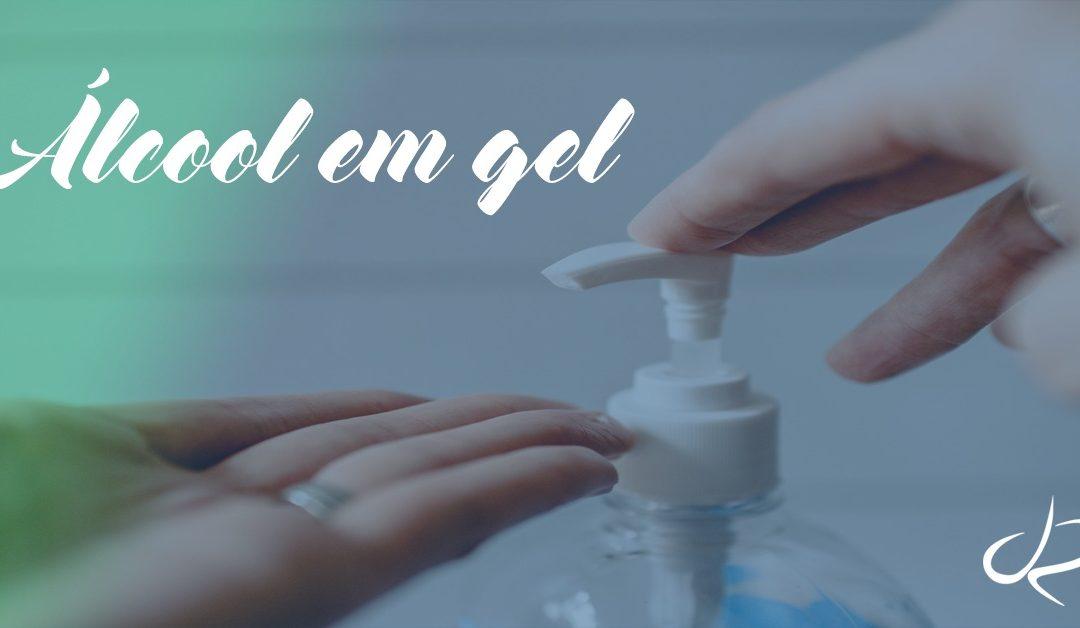 Uso Apropriado do Álcool em Gel para a pandemia de COVID-19
